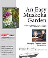 An easy Muskoka garden