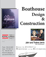 Boathouse design and construction