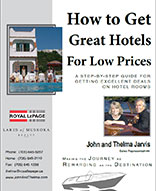 Great hotels for low prices