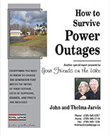 How to survive power outages