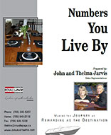 Numbers you live by