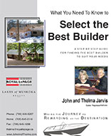 What you need to know to select the best builder
