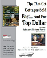 Tips that get cottages sold